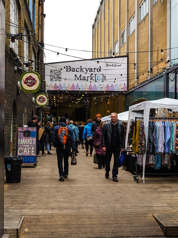 Visiting the Brick Lane market | Hello Victoria